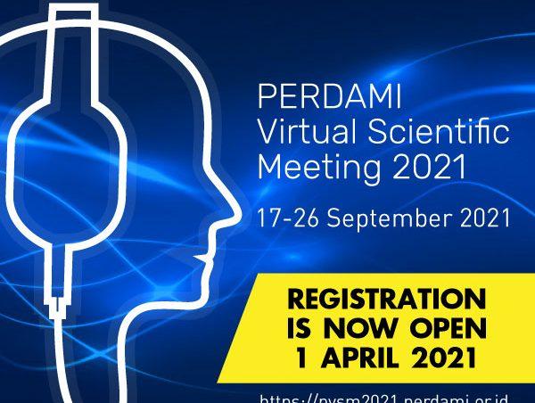 Perdami Virtual Scientific Meeting 2021